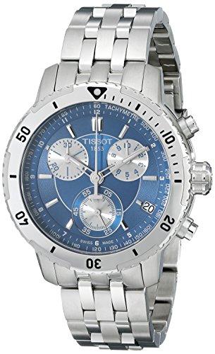 ティソ Tissot 男性用 腕時計 メンズ ウォッチ クロノグラフ ブルー T0674171104100 送料無料 【並行輸入品】