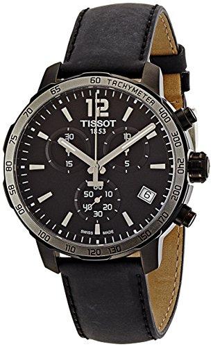 ティソ Tissot 男性用 腕時計 メンズ ウォッチ ブラック T0954173605702 送料無料 【並行輸入品】
