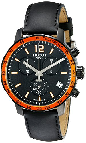 ティソ Tissot 男性用 腕時計 メンズ ウォッチ ブラック T0954173605701 送料無料 【並行輸入品】