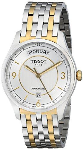 ティソ Tissot 男性用 腕時計 メンズ ウォッチ シルバー T0384302203700 送料無料 【並行輸入品】