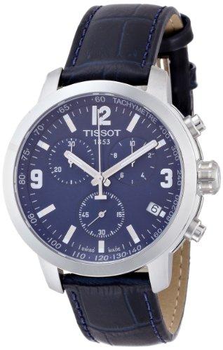 ティソ Tissot 男性用 腕時計 メンズ ウォッチ クロノグラフ ブルー T0554171604700 送料無料 【並行輸入品】
