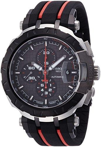 ティソ Tissot 男性用 腕時計 メンズ ウォッチ ダークグレー T0924272706100 送料無料 【並行輸入品】