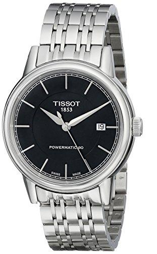 ティソ Tissot 男性用 腕時計 メンズ ウォッチ ブラック T0854071105100 送料無料 【並行輸入品】