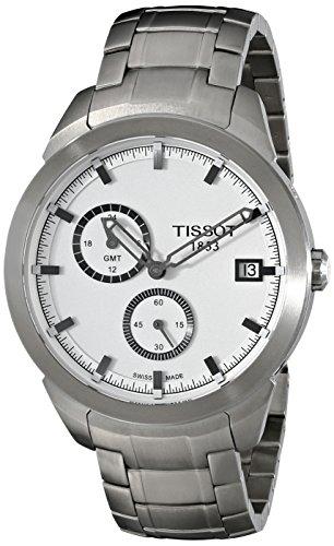 ティソ Tissot 男性用 腕時計 メンズ ウォッチ シルバー T0694394403100 送料無料 【並行輸入品】