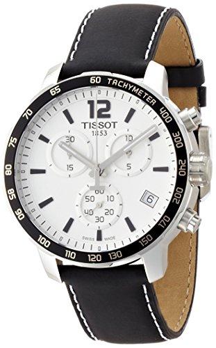 ティソ Tissot 男性用 腕時計 メンズ ウォッチ ホワイト T0954171603700 送料無料 【並行輸入品】