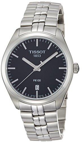 ティソ Tissot 男性用 腕時計 メンズ ウォッチ ブラック T1014101105100 送料無料 【並行輸入品】