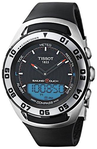 ティソ Tissot 男性用 腕時計 メンズ ウォッチ ブラック T0564202705101 送料無料 【並行輸入品】
