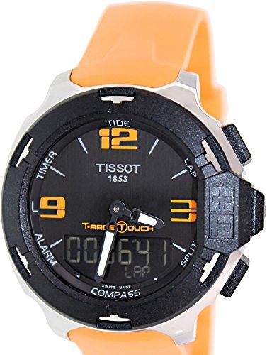 ティソ Tissot 男性用 腕時計 メンズ ウォッチ ブラック T0814201705702 送料無料 【並行輸入品】
