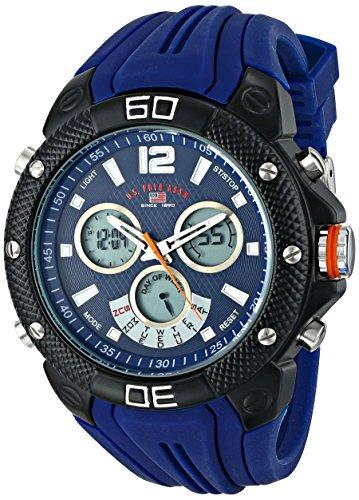 ユーエス ポロ アッスン スポーツ U.S. Polo Assn. Sport 男性用 腕時計 メンズ ウォッチ ブルー US9496 送料無料 【並行輸入品】
