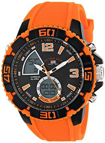 ユーエス ポロ アッスン スポーツ U.S. Polo Assn. Sport 男性用 腕時計 メンズ ウォッチ ブラック US9483 送料無料 【並行輸入品】