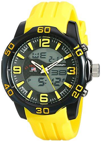 ユーエス ポロ アッスン スポーツ U.S. Polo Assn. Sport 男性用 腕時計 メンズ ウォッチ ブラック US9512 送料無料 【並行輸入品】