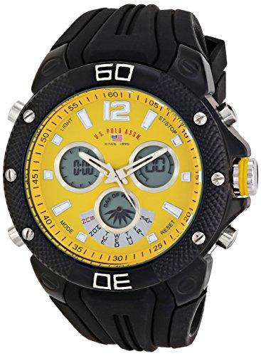 ユーエス ポロ アッスン スポーツ U.S. Polo Assn. Sport 男性用 腕時計 メンズ ウォッチ イエロー US9494 送料無料 【並行輸入品】