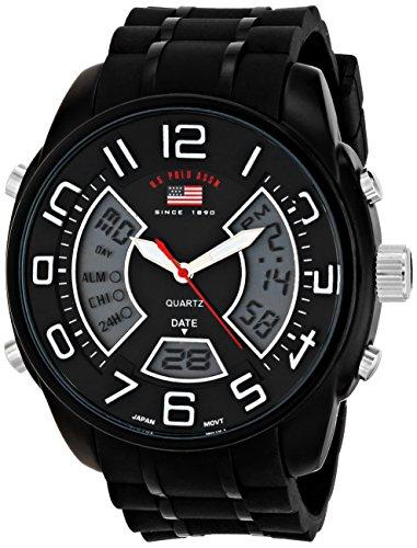 ユーエス ポロ アッスン スポーツ U.S. Polo Assn. Sport 男性用 腕時計 メンズ ウォッチ ブラック US9484 送料無料 【並行輸入品】