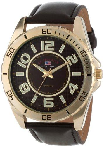 ユーエス ポロ アッスン クラシック U.S. Polo Assn. Classic 男性用 腕時計 メンズ ウォッチ ブラウン US5160 送料無料 【並行輸入品】