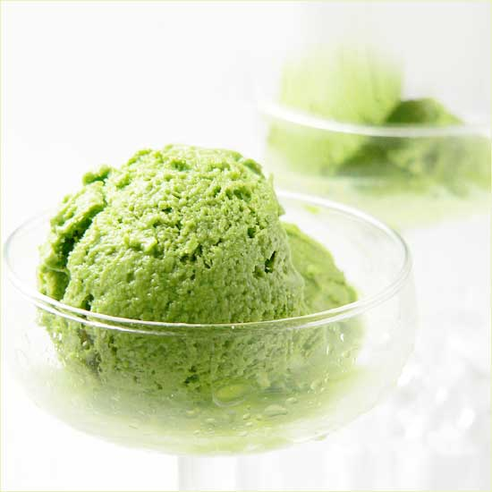 Uji Matcha ice cream great mix powder 70 g the gelato cuisine of easy to make with milk, green tea ice cream: 10P10Nov13