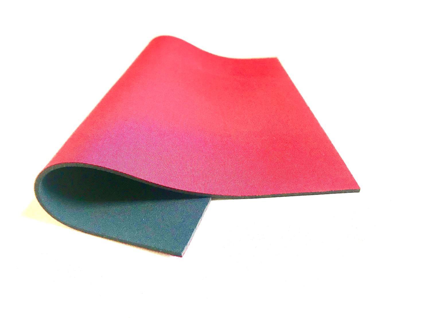 ネオプレーン生地両面ジャージ(カラー)2mm厚・110cm×60cm