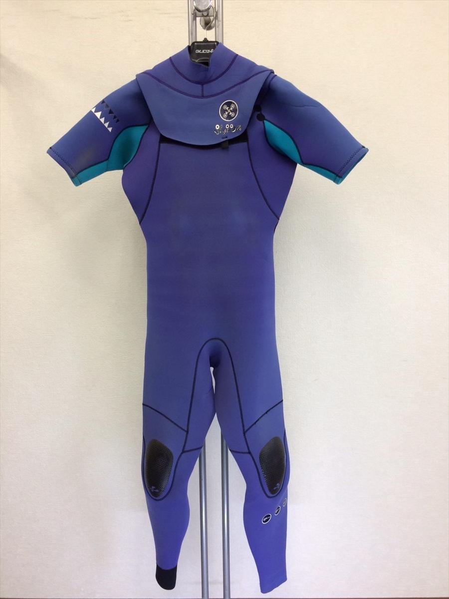 中古ウェットスーツ /フラップジップシーガル/サイズ《メンズSB》サーフィン専用\19.000→¥15.000