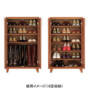 北欧风格天鞋框ENB 18双收藏※厂商送的物品