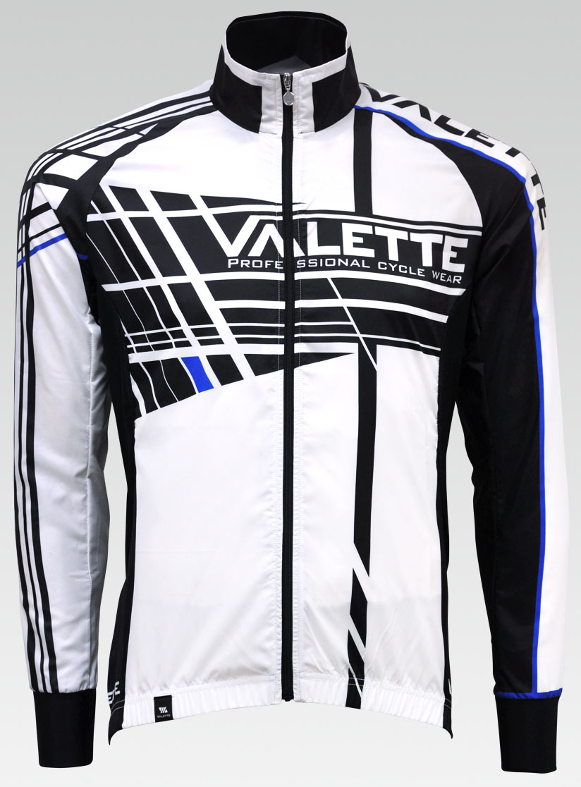 【VALETTE/バレット】RUSH(ラッシュ)立体ウインドブレーカー【サイクルジャージ/サイクルウェア/自転車/レプリカ/サイクル/ロードバイク/ウェア/ユニフォーム/ランニングウェア/フィットネスウェア】