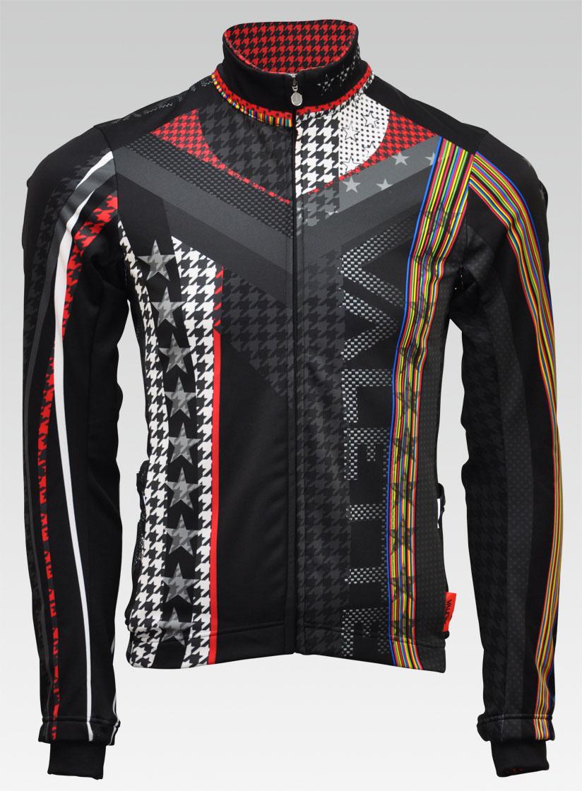 【VALETTE/バレット】NEOCLAII(ネオクラ2)立体ウインタージャケット【サイクルジャージ/サイクルウェア/自転車/レプリカ/サイクル/ロードバイク/ウェア/ユニフォーム/ランニングウェア/フィットネスウェア】