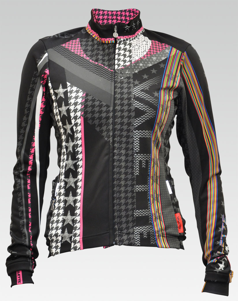 【VALETTE/バレット】NEOCLAII(ネオクラ2) レディース立体ウインタージャケット【サイクルジャージ/サイクルウェア/自転車/レプリカ/サイクル/ロードバイク/ウェア/ユニフォーム/ランニングウェア/フィットネスウェア】