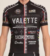 【VALETTE/バレット】BABEL(バベル)半袖【サイクルジャージ/サイクルウェア/自転車/レプリカ/サイクル/ロードバイク/ウェア/ユニフォーム/ランニングウェア/フィットネスウェア】