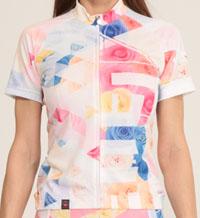 blossom (Blossom) Lady's short sleeves jersey