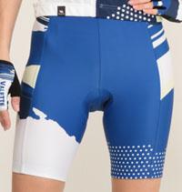 【VALETTE/バレット】BlueSky(ブルースカイ)レディース レーシングパンツ【自転車/ビブパンツ/パンツ/ショーツ/サイクル/ロード/ロードバイク/サイクルウェア/サイクルジャージ/ウェア/ユニフォーム】