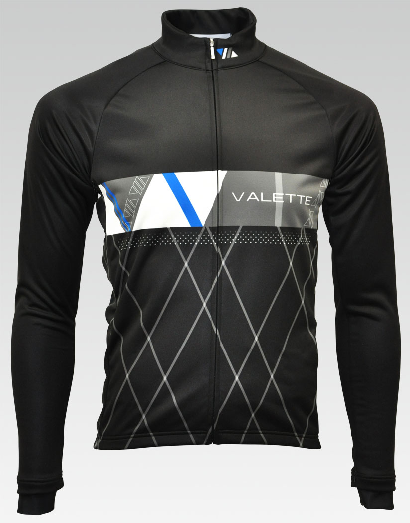 【VALETTE/バレット】Diagrams(ダイヤグラム) ウインタージャケットVALETTE A-LINE【サイクルジャージ/サイクルウェア/自転車/レプリカ/サイクル/ロードバイク/ウェア/ユニフォーム/ランニングウェア/フィットネスウェア】