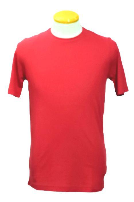 フィリッポ デ ラウレンティース/Filippo De Laurentiis/Tシャツ/AFA3419101/06/ レッド/ 綿 天竺/汎用性とコストパフォーマンスニット