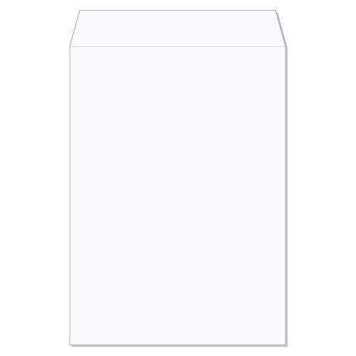 封筒 白封筒 角2 ケント 100g ヨコ貼 枠なし 裏地紋入 1000枚 kx0227
