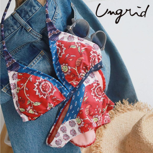 Ungrid(アングリッド)Karen swim wear(111823241701)水着 レディース カジュアル 送料無料 代引手数料無料