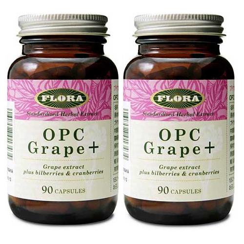 FLORA OPCグレーププラス 2本セット OPCグレープ+