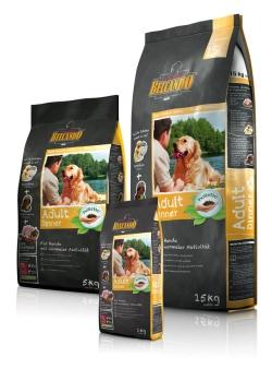 ベルカンド アダルト ディナー 15kg (通常活動成犬用) BELCANDO 【犬用/ドッグフード/ドライフード/小型犬/中型犬/大型犬/成犬】 【送料無料】