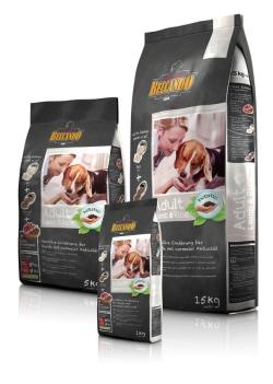 ベルカンド ラム&ライス 15kg (食物に敏感な通常活動成犬用) BELCANDO 【犬用/ドッグフード/ドライフード/小型犬/中型犬/大型犬/成犬】 【送料無料】