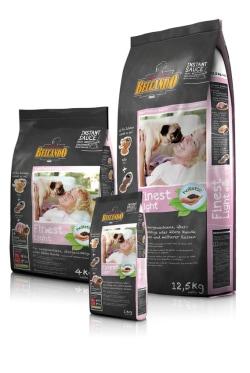 ベルカンド ファイネスト ライト 12.5kg (肥満・高齢小型・中型成犬用) BELCANDO 【犬用/ドッグフード/ドライフード/小型犬/中型犬/成犬/高齢犬】 【送料無料】