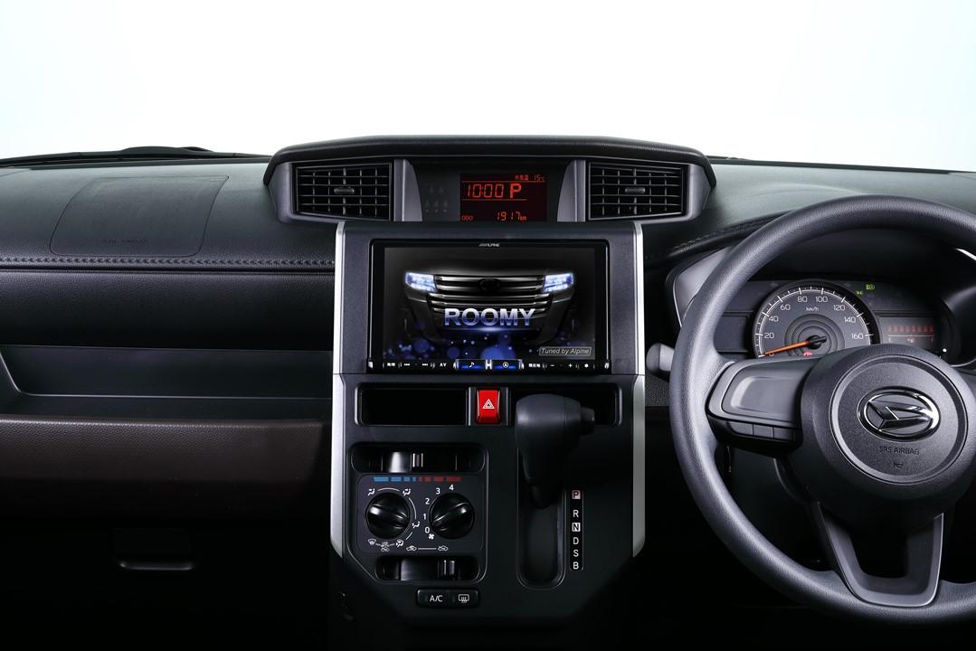 ルーミー マイナーチェンジ後 信憑 ナビレディパッケージ付車用 アルパイン ALPINE カーナビ 9インチ ビッグX 信託 取り付けキット付き 2021年モデル BIGX