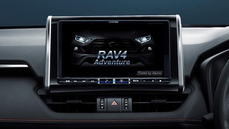 RAV4 純正カメラ装着車用 アルパイン ALPINE カーナビ ビッグX セール開催中最短即日発送 タイムセール 9インチ 2021年モデル BIGX 取り付けキット付き