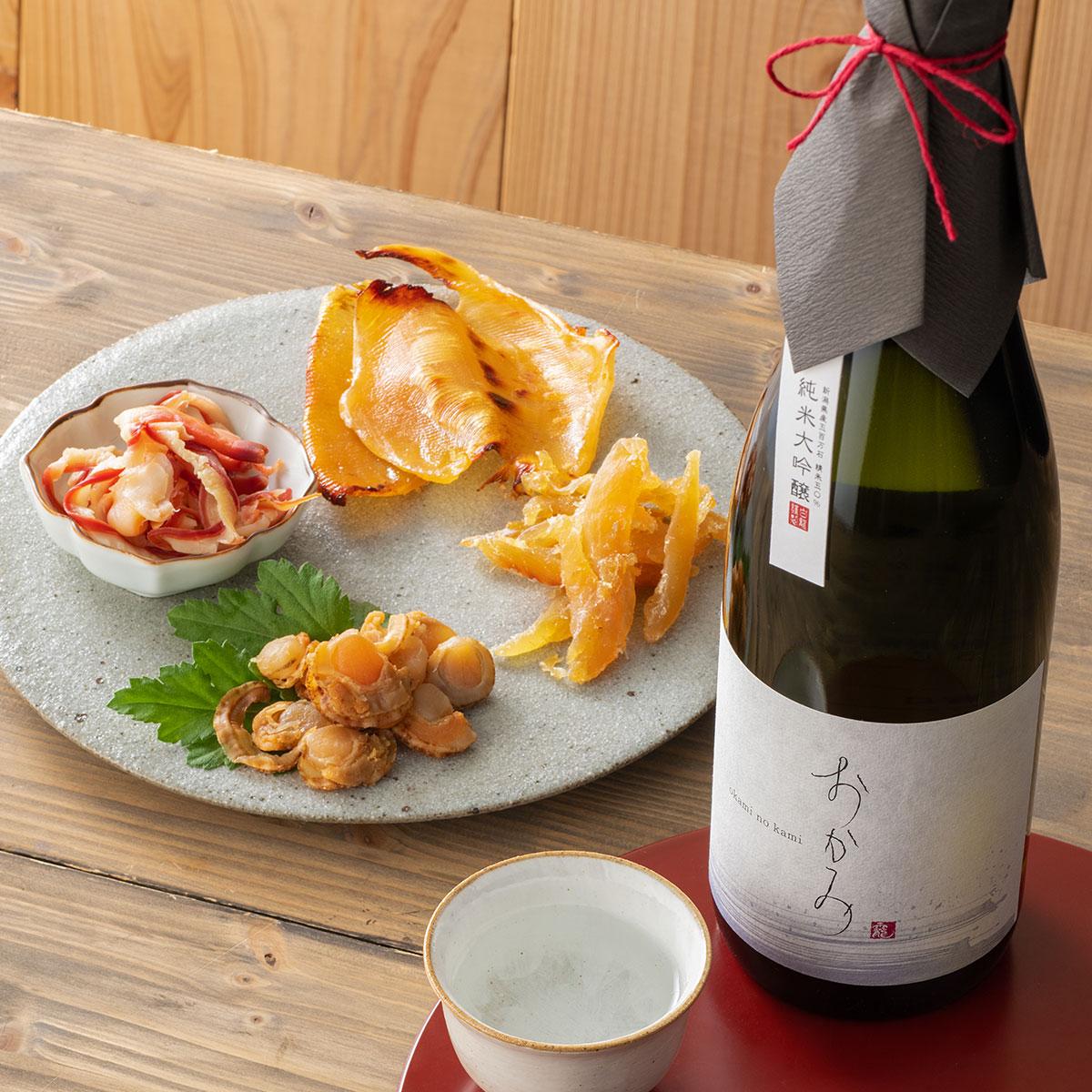 父の日ギフトに!日本酒に合うおつまみのイチオシは何ですか?