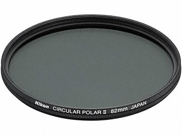 円偏光フィルターII 82mm