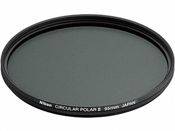 円偏光フィルターII 95mm