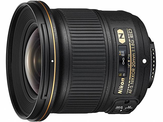 交換レンズ>単焦点レンズ>AF-S NIKKOR 20mm f/1.8G ED