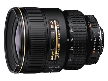 AI AF-S Zoom-Nikkor 17-35mm f/2.8D IF-ED
