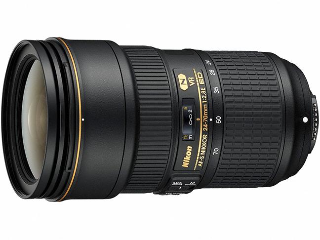【予約受付中】AF-S NIKKOR 24-70mm f/2.8E ED VR