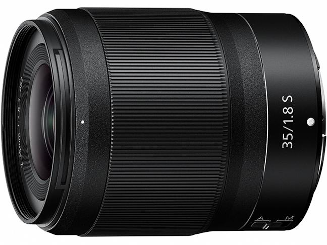【予約受付中】ニコン NIKKOR Z 35mm f/1.8 S