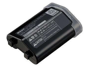 Li-ionリチャージャブルバッテリー EN-EL4a