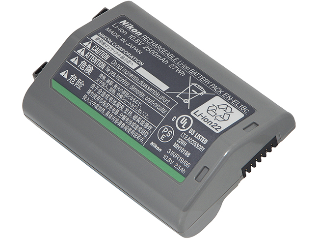 Li-ionリチャージャブルバッテリー EN-EL18c