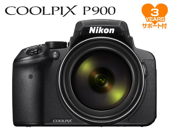 ニコン COOLPIX P900