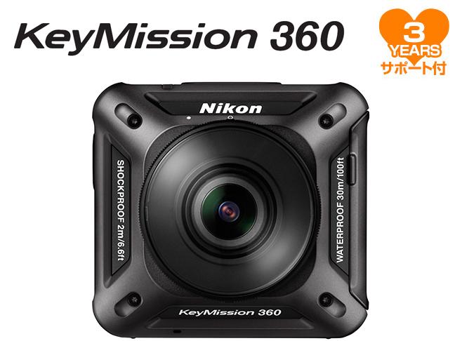 <スペシャル付> ニコン KeyMission 360