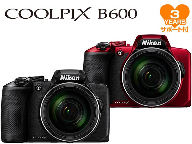 ニコン COOLPIX B600
